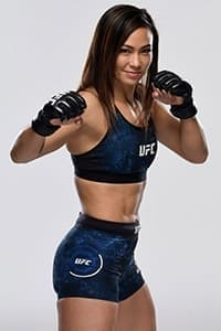 Мишель Уотерсон / Michelle Waterson (The Karate Hottie)