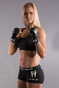 Холли Холм / Holly Holm (The Preacher's Daughter)