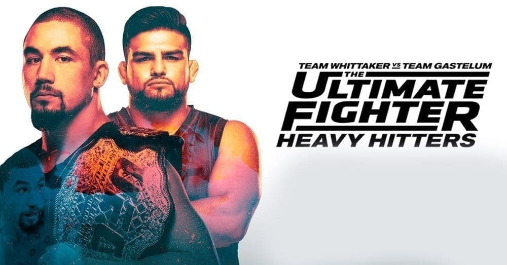The Ultimate Fighter 28 (эпизод 3)