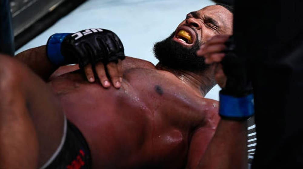 Tyron Woodley shares thoughts on his resignation