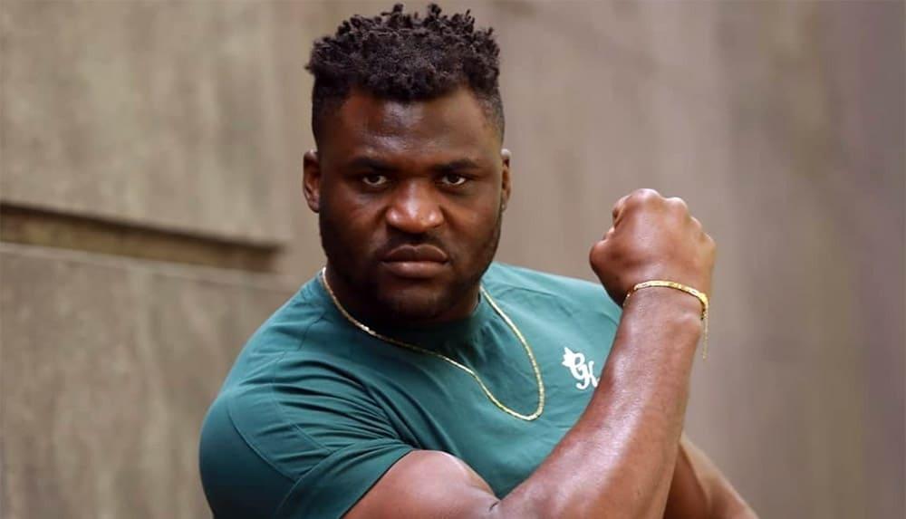 Самый опасный нокаутер UFC Фрэнсис Нганну снимется в девятом «Форсаже»