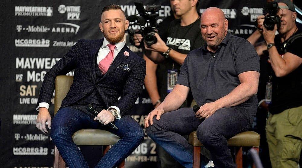 Dana White believes Conor McGregor will fight again