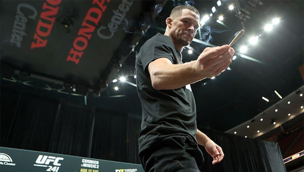 Президент UFC о выходке Нейта Диаса: «Не ожидал увидеть такое в спорте»
