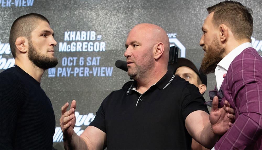 Khabib Nurmagomedov responded to UFC offer to coach TUF with Conor McGregor