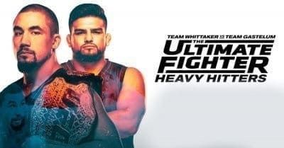 The Ultimate Fighter 28 (эпизод 8)