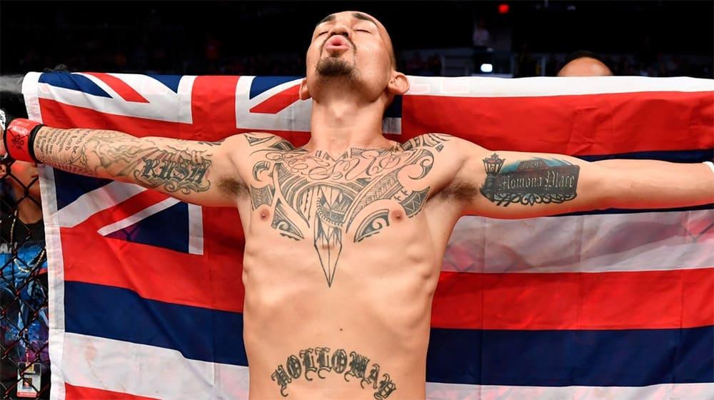 Макс Холловэй и Алекс Волкановски не будут драться на UFC 243 в Мельбурне