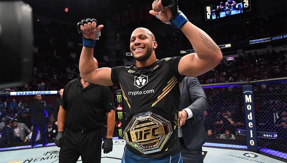UFC news: UFC 265 results.