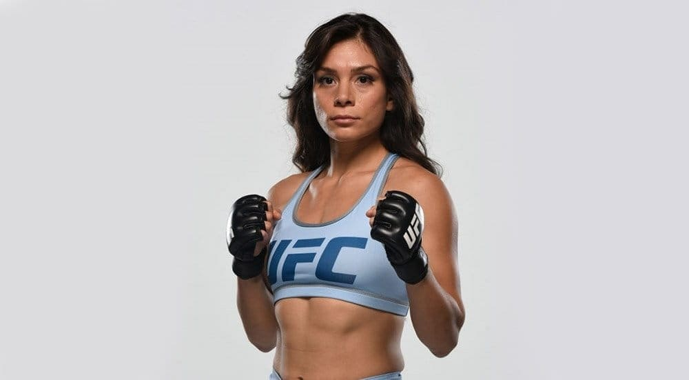 Nicco Montano breaking news and and highlights for UFC 228 fight vs Valentina Shevchenko with official Sherdog mixed martial arts stats photos videos and more