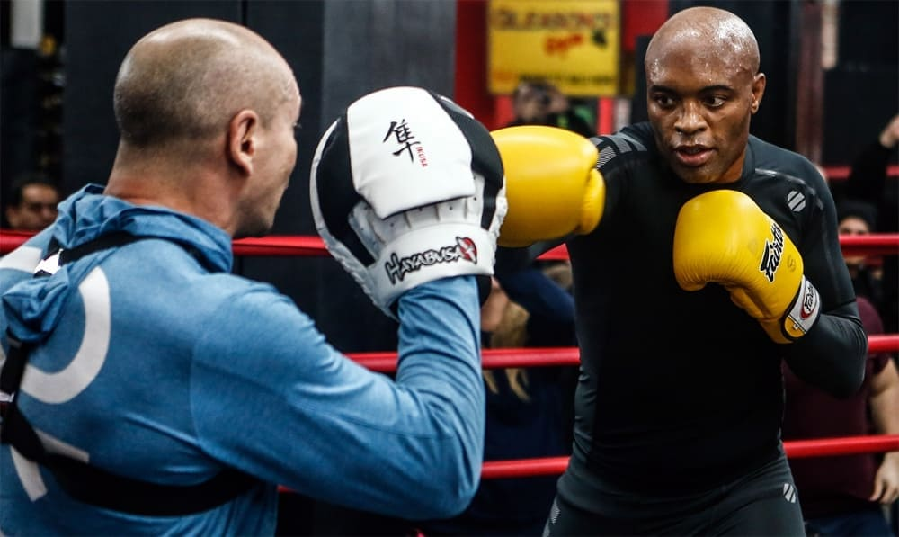 Boxing news: Anderson Silva vs. Tito Ortiz boxing match targeted for September 11