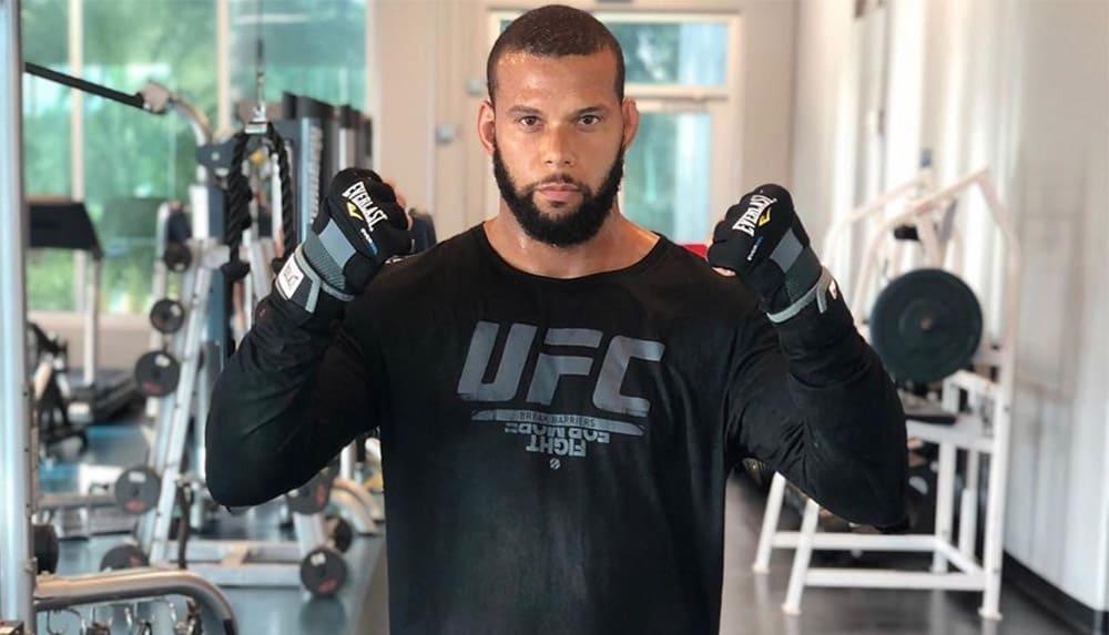 Thiago Santos is ready to knock out Israel Adesanya