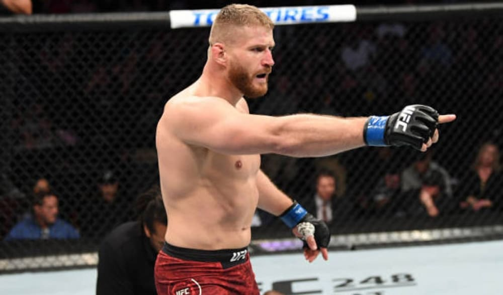 Jan Blachowicz named the round in which Dominick Reyes will knock out