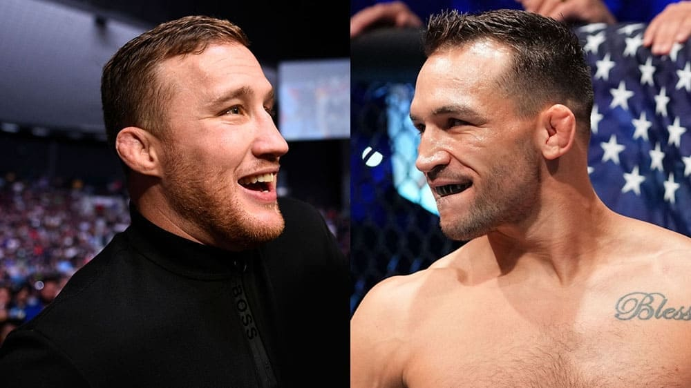UFC news: Justin Gaethje shared his thoughts about the upcoming fight against Michael Chandler at UFC 265.
