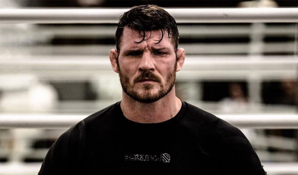 Former UFC champion Michael Bisping will star in a sports drama.