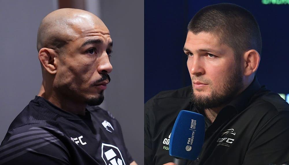 "UFC news: Jose Aldo responded to Khabib: ""Khabib Nurmagomedov would have lost sooner or later too"""