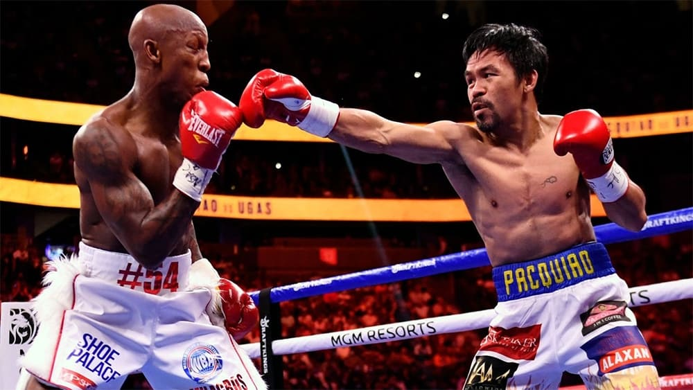 Boxing news: Manny Pacquiao vs Yordenis Ugas. Boxing Match Review