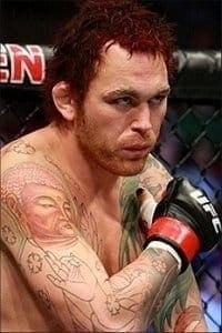 Крис Либен / Chris Leben (The Crippler)