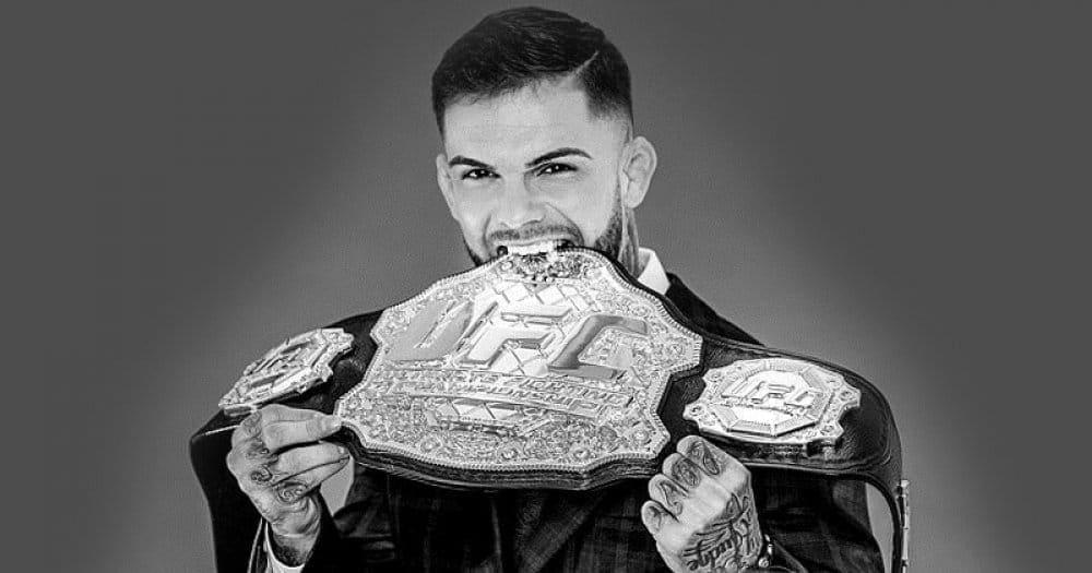 Коди Гарбрэндт планирует стать чемпионом UFC в трех весовых категориях