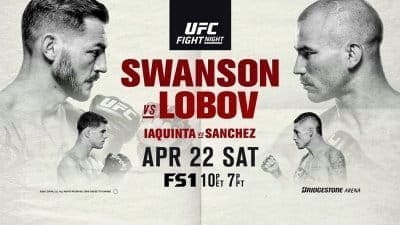 UFC Fight Night 108: видео и результаты