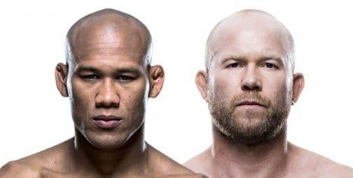 Роналдо Соуза против Тима Боеча на UFC 208 в Бруклине