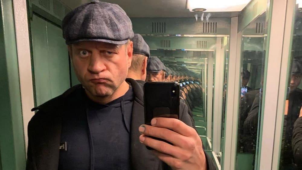 Александр Емельяненко снова схвачен полицией из-за алкоголя