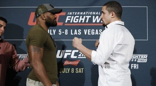 Йоэль Ромеро подтвердил информацию о поединке с Робертом Уиттакером на UFC 225 в Чикаго