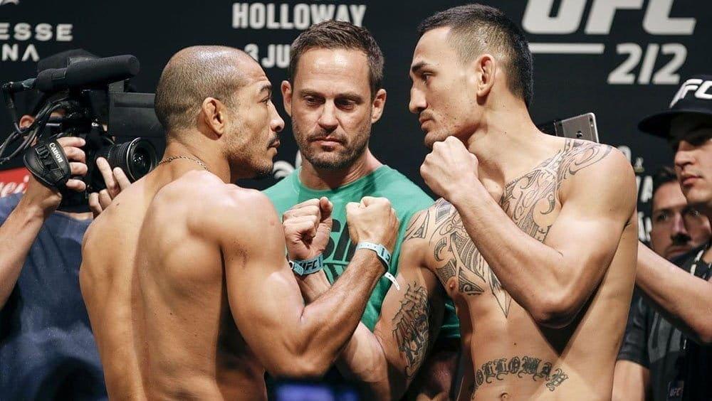 Матч-реванш Макса Халловэя и Жозе Альдо возглавит турнир UFC 218