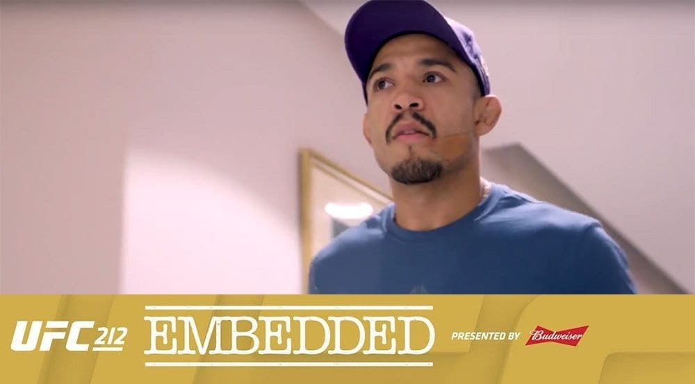 UFC 212 Embedded (эпизод 3)