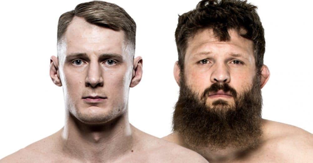 Александр Волков против Роя Нельсона на UFC on FOX 24 в Канзас-Сити