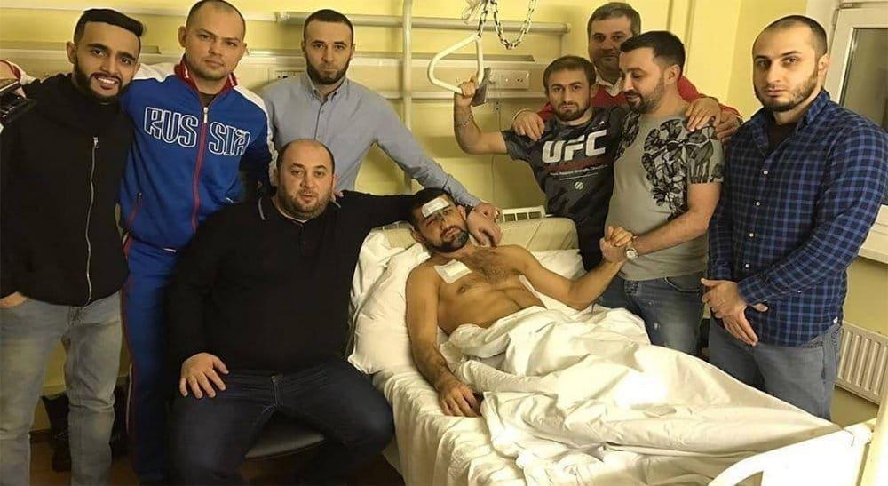 Стали известны предварительные причины нападения начемпиона мира посамбо Мирзаева