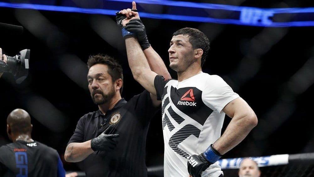 Рашид Магомедов уходит из UFC