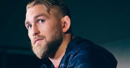 Александр Густафссон: «Сейчас я могу побить Джонса и Кормье»