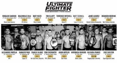 The Ultimate Fighter 24 (эпизод 7)