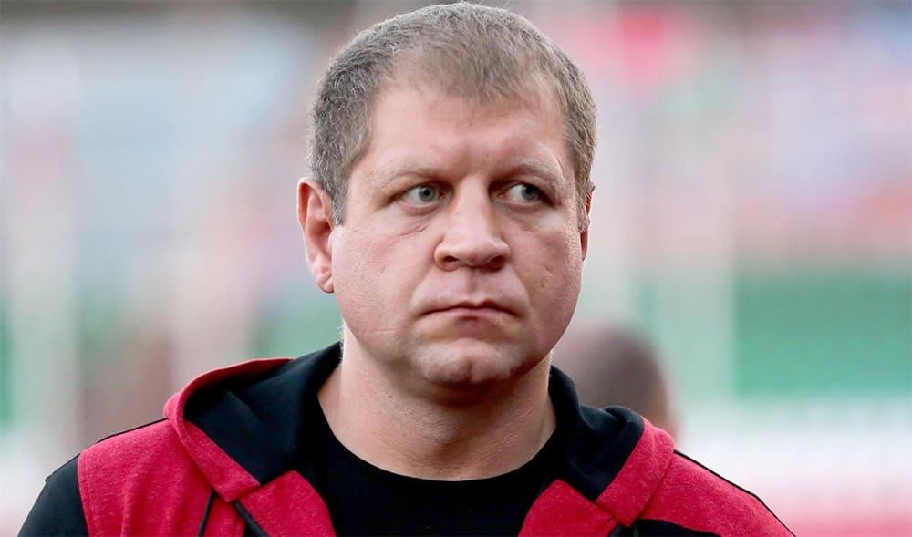 Александр Емельяненко высказался о конфликте Сергея Харитонова и Адама Яндиева