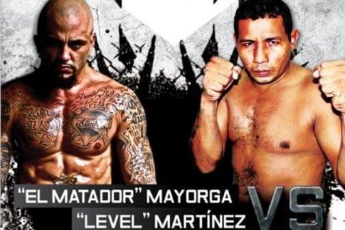 Рикардо Майорга против Рене Мартинеса (Ricardo Mayorga vs. Rene Martinez)
