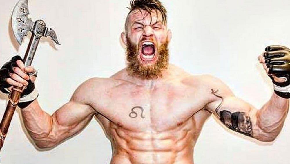 Бойцу UFC запретили драться, пока оннесбреет бороду
