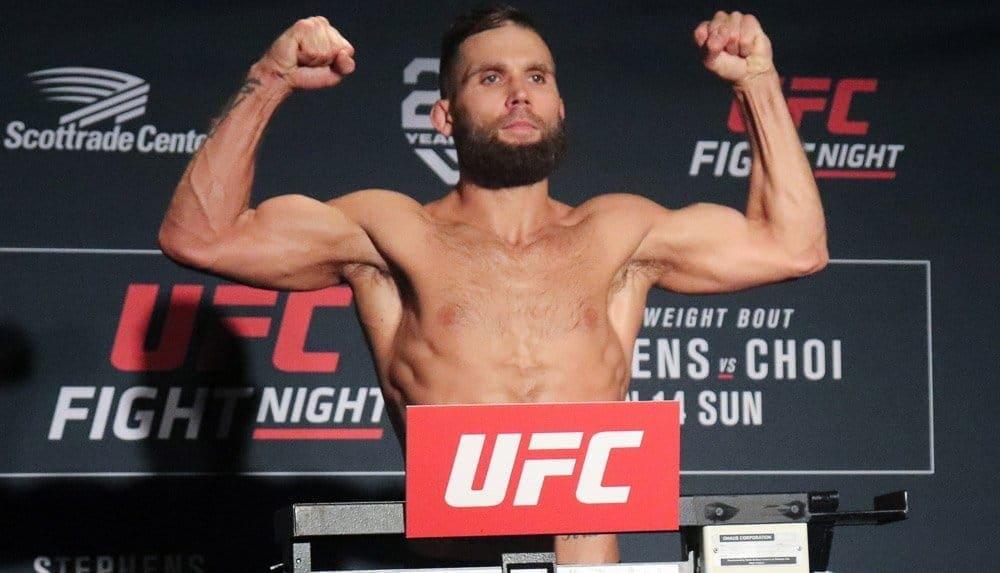 UFC Fight Night 124: результаты официального взвешивания