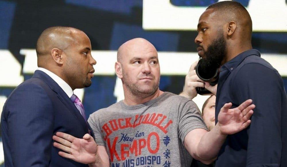 Даниэль Кормье и Джон Джонс могут встретиться 29 июля на UFC 214 в Анахайме