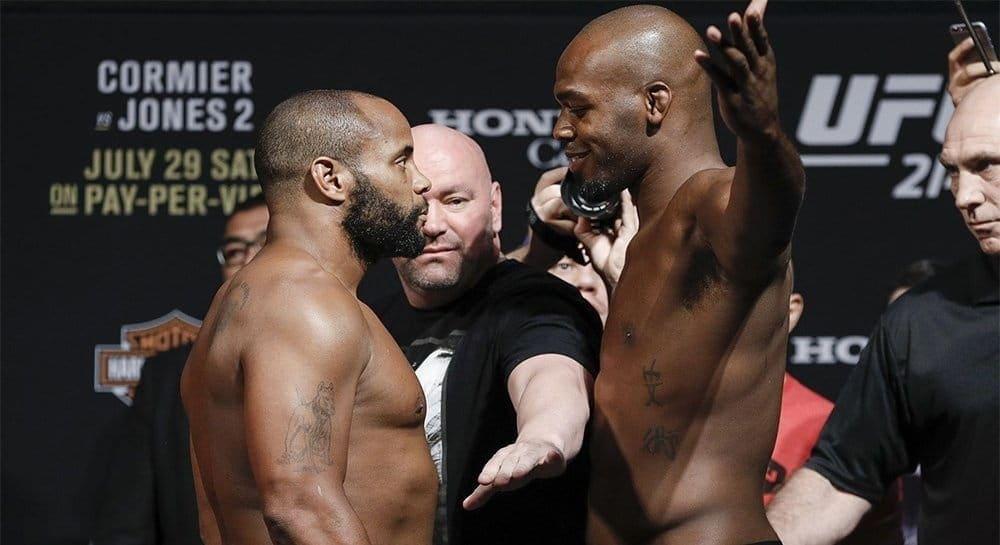 Допинг-проба «Б» солдата  UFC Джонса оказалась благоприятной