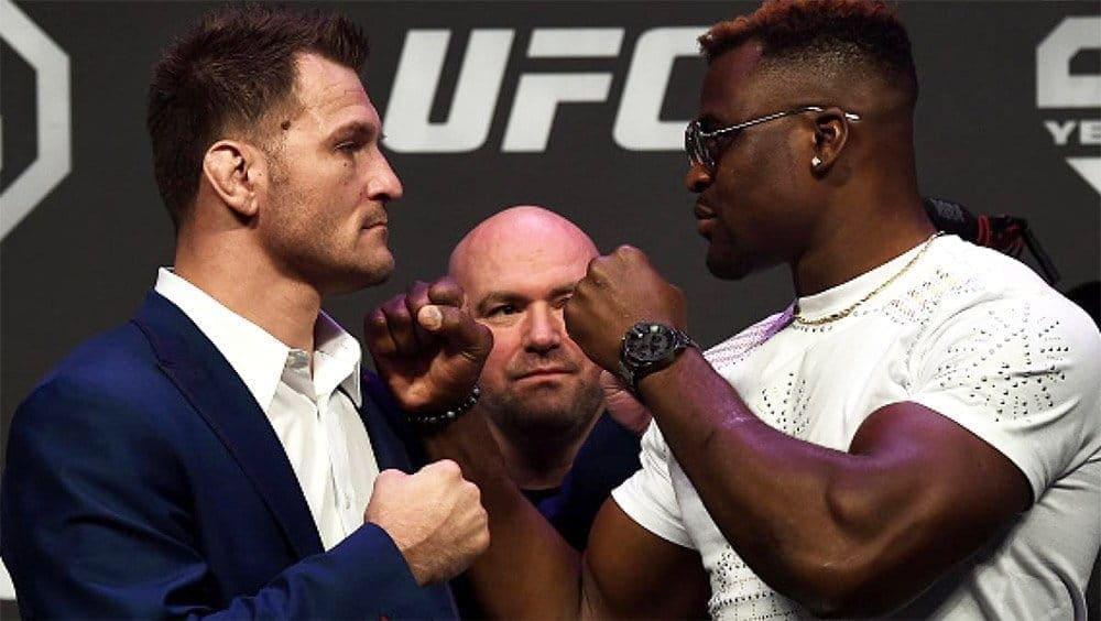 Дана Уайт о поединке Миочич-Нганну: «Лучший матч тяжеловесов в истории UFC»