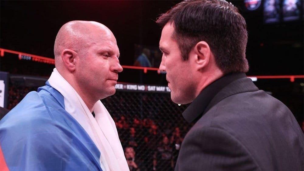 Bellator планирует бой сучастием Емельяненко в РФ