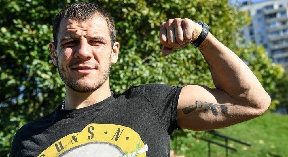 Крылов сразится сБлаховичем натурнире UFC в российской столице