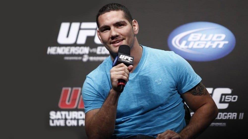Крис Вайдмэн отказался драться с Андерсоном Сильвой на UFC 212 в Рио-де-Жанейро