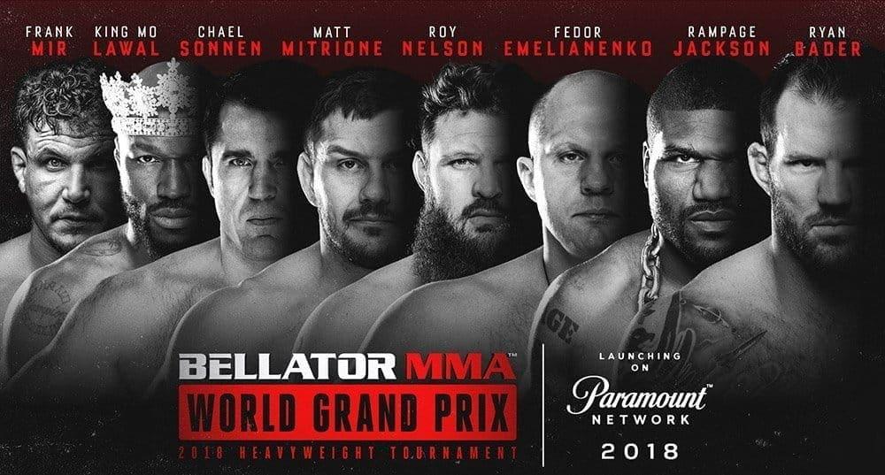 Гран-При тяжеловесов Bellator анонсирован официально