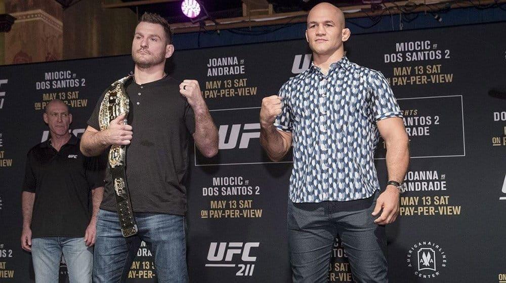 Чемпион UFC втяжелом весе защитил собственный пояс