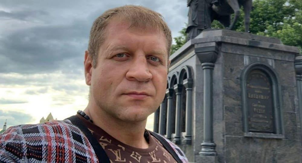 Александр Емельяненко не допущен к мастерскому турниру по боксу в Анапе