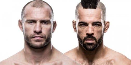 Дональд Серроне против Мэтта Брауна на UFC 206 в Торонто