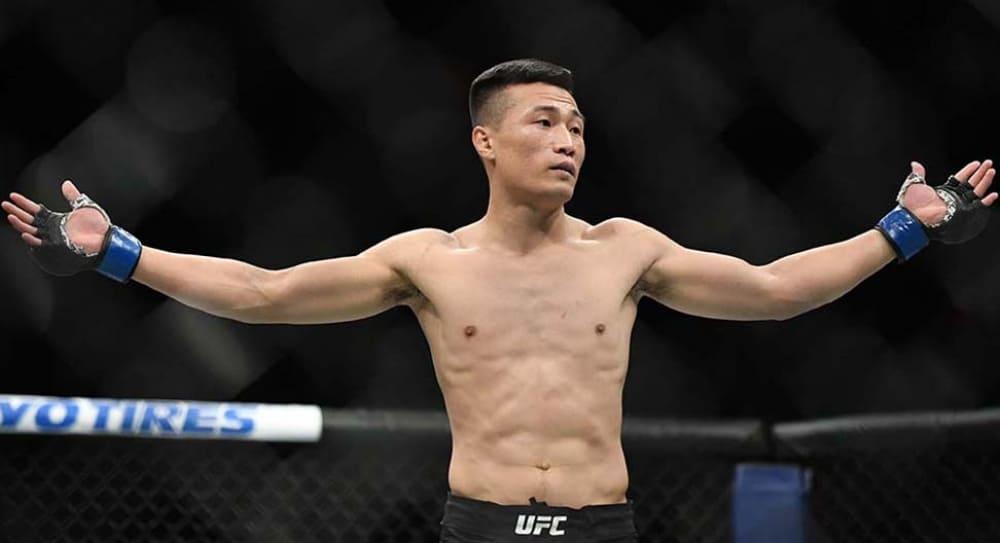 UFC вГринвилле. Корейский Зомби нокаутировал Мойкано и остальные результаты