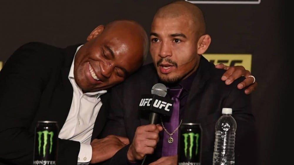 Андерсон Сильва хочет драться с Роем Джонсом, Жозе Альдо рассчитывает на бой с Мигелем Котто