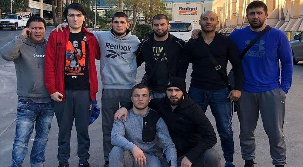 Нурмагомедов: Бой сБарбозой важнейший вмоей карьере