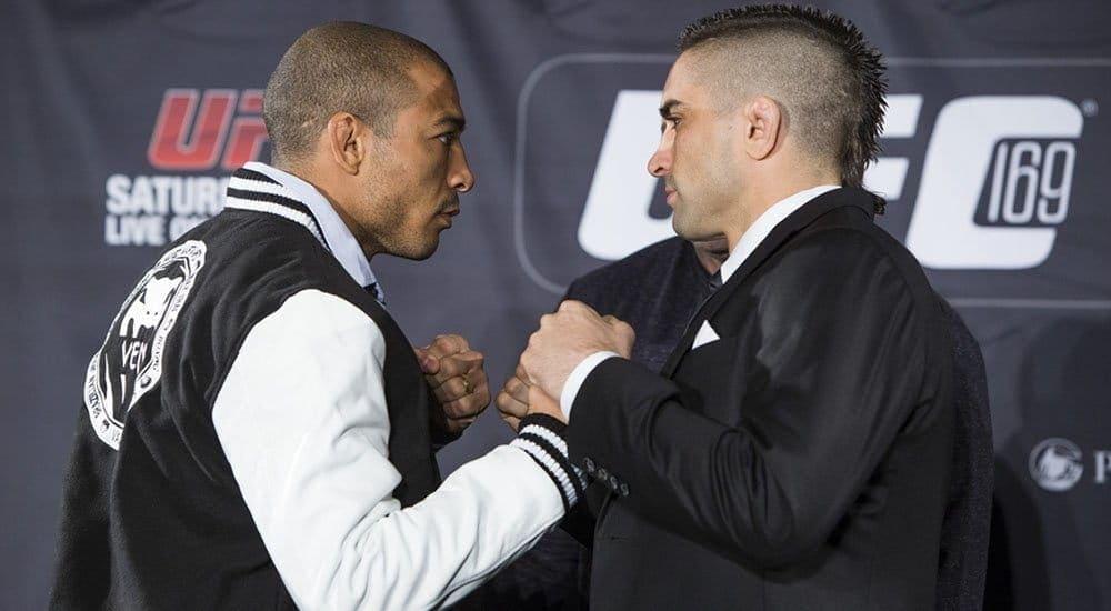 Слух: матч-реванш Жозе Альдо и Рикардо Ламаса намечен на декабрь